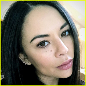 Janel Parrish Rocks Nose Ring For 'Edgy' New Role