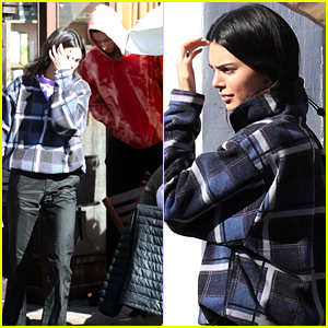 Kendall Jenner Gets Breakfast with Ben Simmons on New Year's Eve Morning