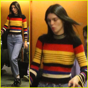Kendall Jenner Goes On Shopping Spree After Morning Beach Photo Shoot