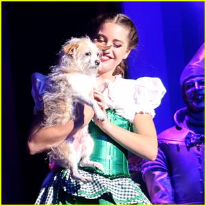 Mackenzie Ziegler Takes Final Bow as Dorothy in 'The Wonderful Winter Of Oz' Closing Night