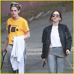 Kristen Stewart & Sara Dinkin Step Out Amid Dating Rumors!