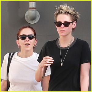 Kristen Stewart Gets a Salon Treatment with Sara Dinkin