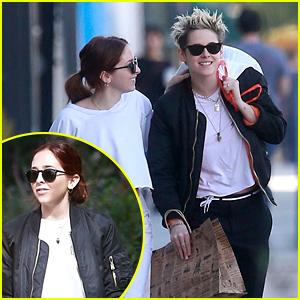 Kristen Stewart Wears Same Jacket as Sara Dinkin Hours After She Wore It!
