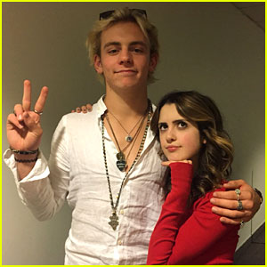 Laura Marano & Ross Lynch Reunite in Her Sweet Throwback Birthday Posts!