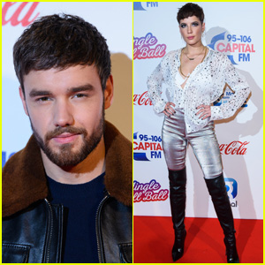 Liam Payne & Halsey Perform at Capital's Jingle Bell Ball!