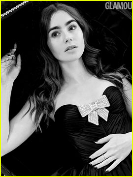 Lily Collins on Dating: 'I've Been Ghosted More Times Than I Care to Admit'