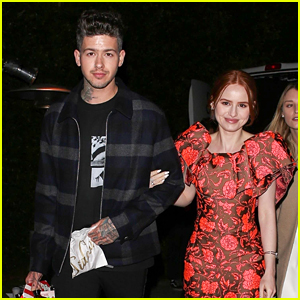 Madelaine Petsch & Lili Reinhart Celebrate the Holidays Together!