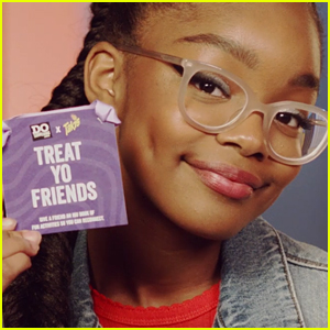 Marsai Martin Wants You To 'Treat Yo Friends' To Get Rid of Bullying With DoSomething Campaign