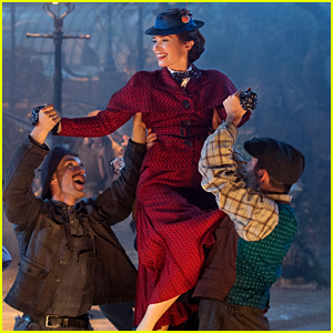 See All The Pics From 'Mary Poppins Returns' Before It Debuts in Theaters Tonight!
