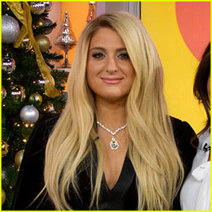 Meghan Trainor Talks Dealing With Cyberbullying & Inspiring Kindness