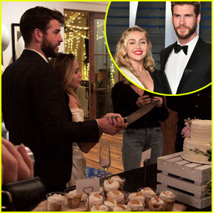 Fans Think Miley Cyrus & Liam Hemsworth May Have Gotten Married!