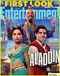 Naomi Scott Opens Up About Playing Jasmine in Disney's Live-Action 'Aladdin'