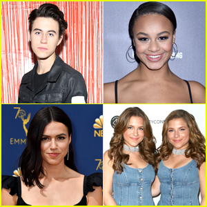 Nia Sioux & Nash Grier Board 'The Code' Sci-Fi Film