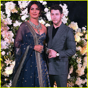 Nick Jonas & Priyanka Chopra Continue Wedding Celebrations in India!