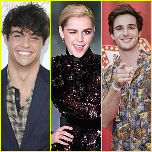 Kiernan Shipka, Noah Centineo & Jacob Elordi Top IMDB's Breakout Stars of 2018 List