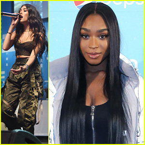 Madison Beer, Normani & More Kick Off Z100's Jingle Ball Bash at the Pre-Show