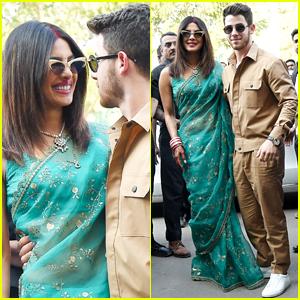 Nick Jonas Emerges as a Newly Married Man with Wife Priyanka Chopra!