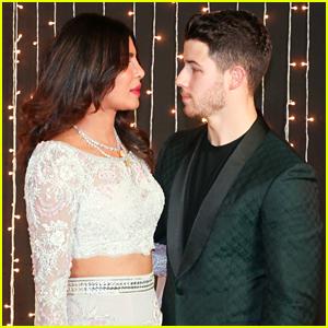 Nick Jonas & Priyanka Chopra Celebrate Wedding With a Third Reception!