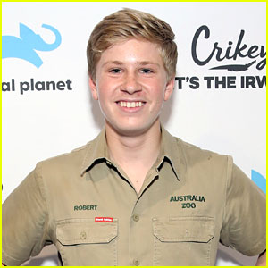 Robert Irwin Is The Spitting Image Of His Late Father Steve Irwin