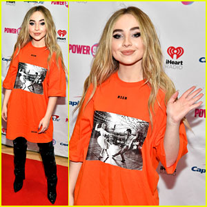 Sabrina Carpenter Jokes She's Planning Her Post-Disney Scandal