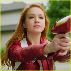 Sadie Stanley is On a Mission to Save the World in New 'Kim Possible' Clip - Watch!