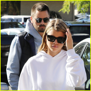 Sofia Richie & Boyfriend Scott Disick Step Out for Afternoon Date!