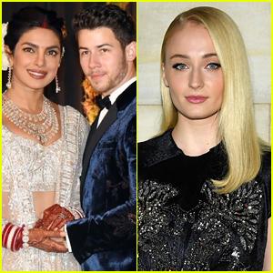 Sophie Turner Defends Nick Jonas & Priyanka Chopra's Wedding Amid Report That It's Fake