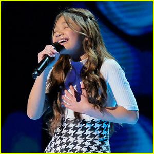 Watch Angelica Hale Sing 'Fight Song' & Receive a Golden Buzzer on 'AGT: The Champions'