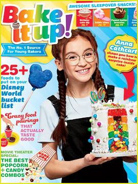 Anna Cathcart Bakes It Up on Her First Magazine Cover! (Exclusive)