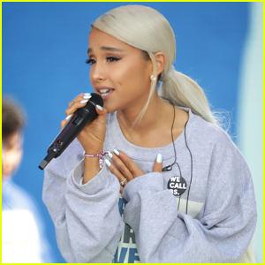 Ariana Grande is So Excited to Headline Coachella 2019!