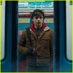 Asher Angel Shares 'Shazam!' Sneak Peek - Watch Now!