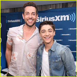 Asher Angel & Zachary Levi Open Up About How They Worked Together to Make the Perfect Billy in 'Shazam!'
