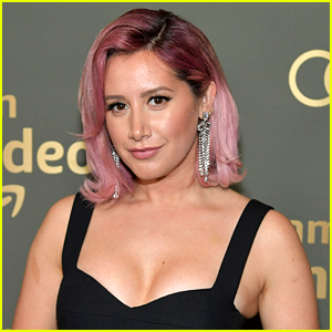 Ashley Tisdale Says She Feels 'Naked' Ahead Of Her Newest Single Release