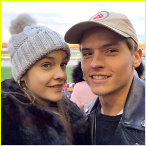 Barbara Palvin & Boyfriend Dylan Sprouse Vacation Together in Budapest!