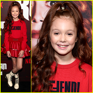 Young Actress Brooke Timber Shines at 'Russian Doll' Premiere in NYC