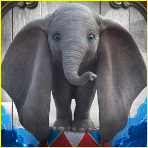 Check Out the Official 'Dumbo' Character Posters!