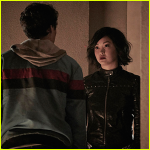 Lana Condor Says That 'Deadly Class' Is 'Chaos In The Best Way'