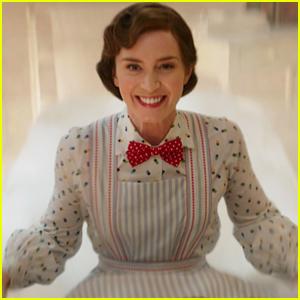 'Mary Poppins Returns' Bathtub Scene Was 100% Real