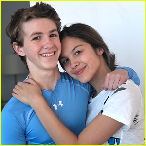 Ethan Wacker Confirms His Relationship With 'Bizaardvark' Co-star Olivia Rodrigo