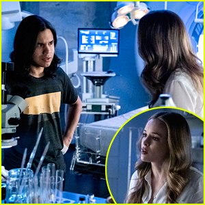 Cisco & Caitlin Debate Over Finding a Meta-Human Cure on 'The Flash' Tonight