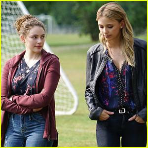 Riley Voelkel Teases Freya Could Come Visit Hope on 'Legacies' Soon