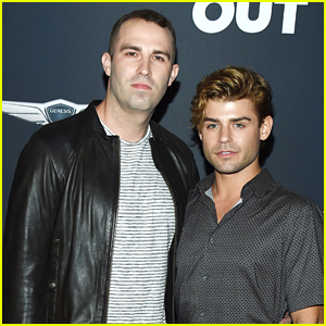 Garrett Clayton Is Engaged to Boyfriend Blake Knight