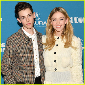 Griffin Gluck & Sydney Sweeney Step Out For 'Big Time Adolescence' Parties at Sundance Film Festival 2019
