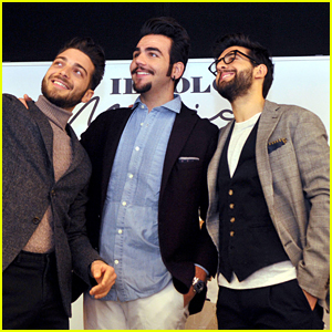 Il Volo Celebrate 10 Years Together & Announce Track List For New Album 'Musica'