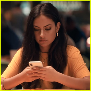 Inanna Sarkis Debuts Powerful New Short Film Focusing On Social Media Called 'Follow Me'
