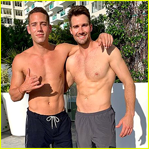 James Maslow Poses Shirtless During Miami Trip: 'You're Welcome Instagram'