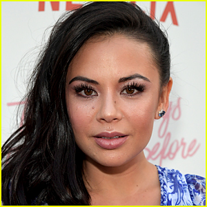 Janel Parrish Has Turned Into A Rocker Mermaid For Her New Role