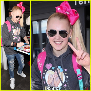 JoJo Siwa Reveals Why She Ignores Her Haters & Puts Her Focus On Those Who Support Her