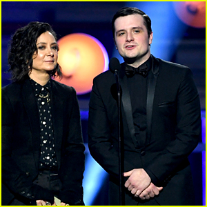 Josh Hutcherson Looks Dapper at Critics' Choice Awards 2019!