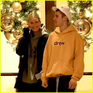 Justin Bieber Sings for His Wife Hailey Bieber After New Years Getaway!